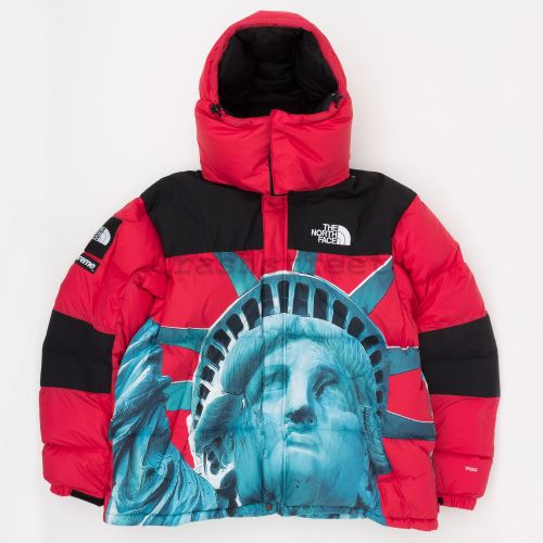 The North Face Statue Of Liberty Baltoro Jacket - Red