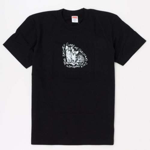 Eat Me Tee in Black
