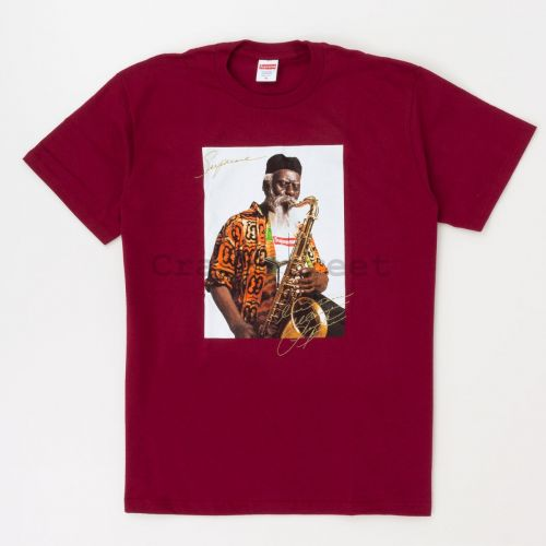 Pharoah Sanders Tee - Red