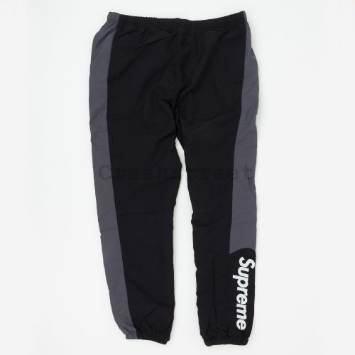 Side Logo Track Pant - Black