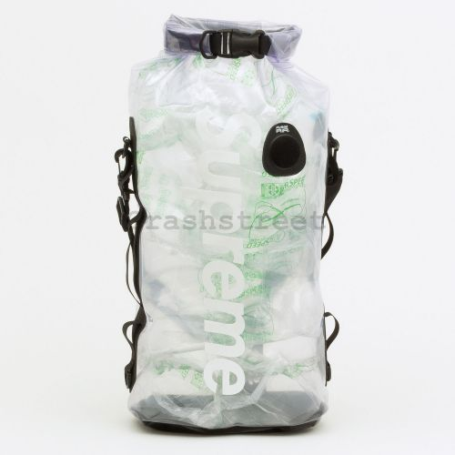 SealLine Discovery Dry Bag 20L in Transparent