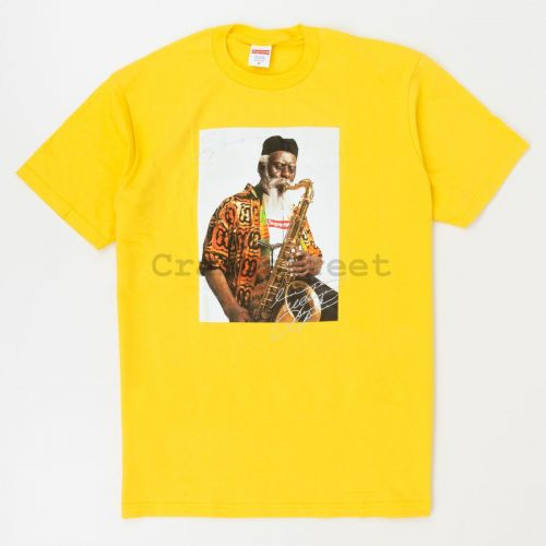 Pharoah Sanders Tee - Yellow