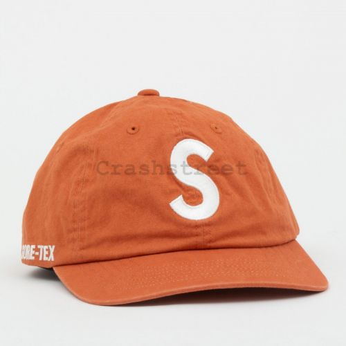 Gore-Tex S Logo 6-Panel - Orange