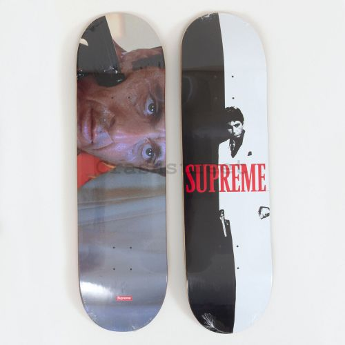 Scarface Skateboard Set of 2