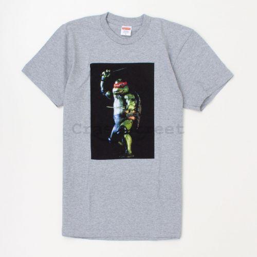 Raphael Tee in Grey