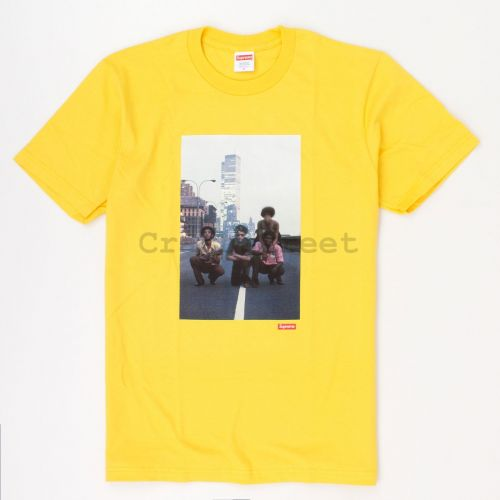 Augustus Pablo Tee in Yellow