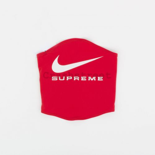 Nike Neck Warmer in Red