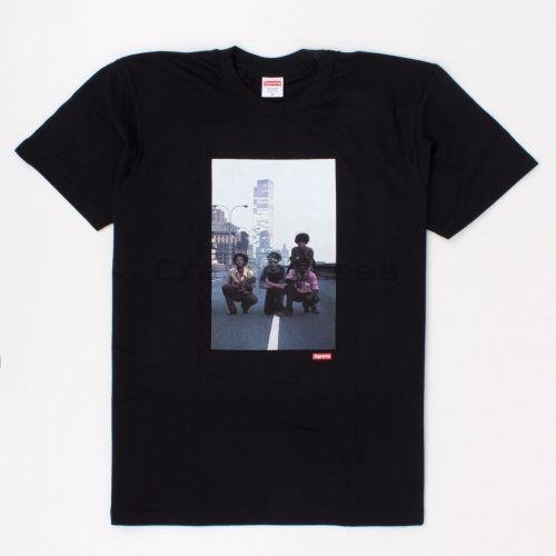 Augustus Pablo Tee in Black