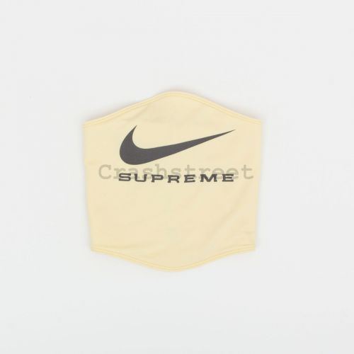 Nike Neck Warmer in Yellow