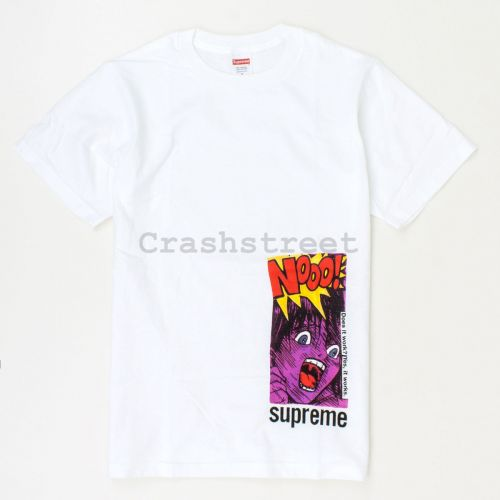 Does It Work Tee in white