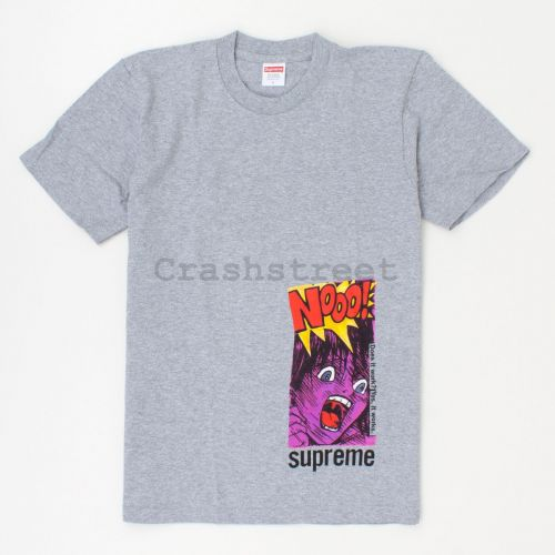 Does It Work Tee in grey
