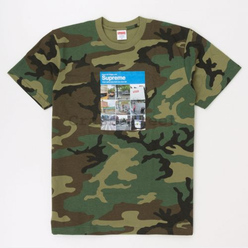 Verify Tee in Camo