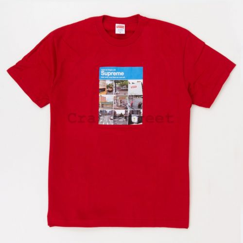 Verify Tee - Red