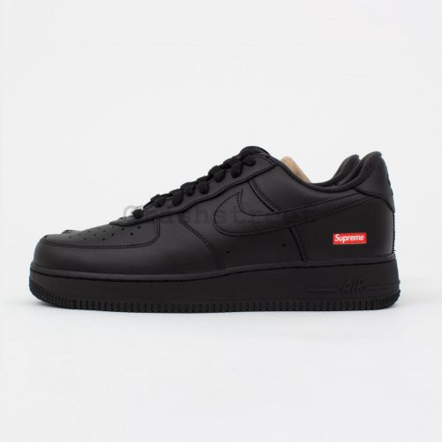 Supreme Nike Air Force 1 in Black