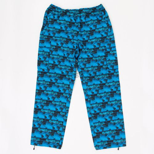World Famous Taped Seam Cargo Pant in Blue