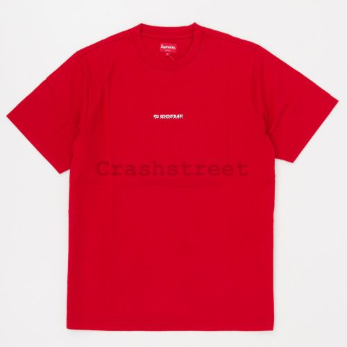 Internationale S/S Top - Red