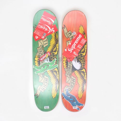 ANTIHERO Skateboard - Set of 2
