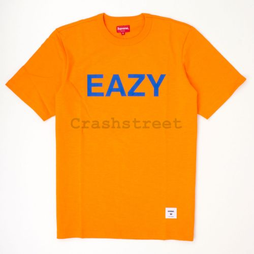Eazy S/S Top in Orange