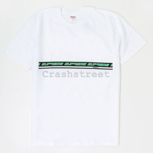 Hard Goods Tee - White