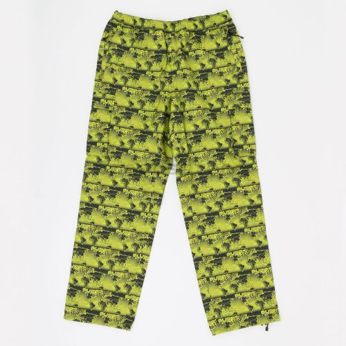 World Famous Taped Seam Cargo Pant - Green