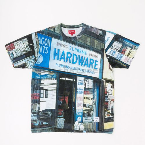 Hardware S/S Top