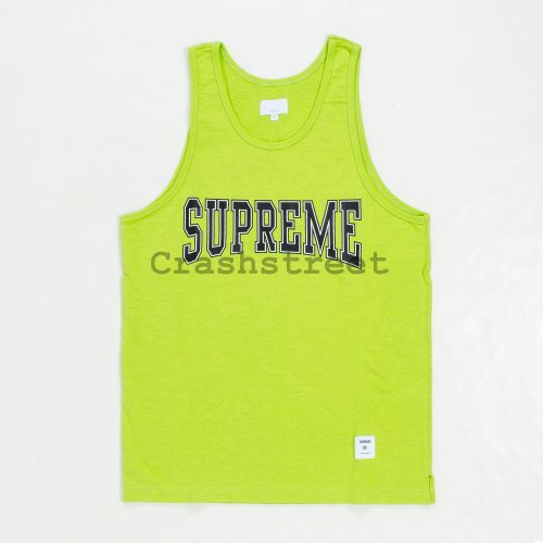Collegiate Tank Top - Green