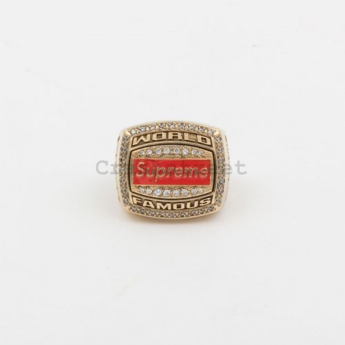 Jostens World Famous Champion Ring in Gold