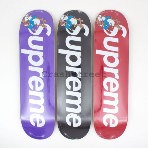 Smurfs Skateboard (Set Of 3)