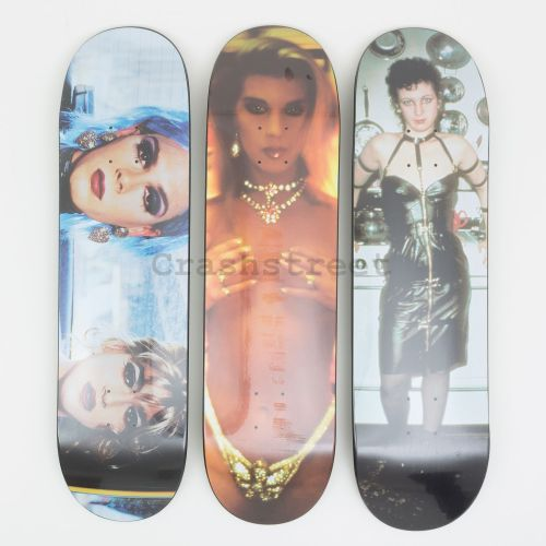 Nan Goldin Skateboard Set of 3