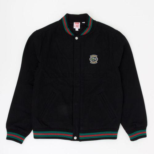 Lacoste Wool Varsity Jacket