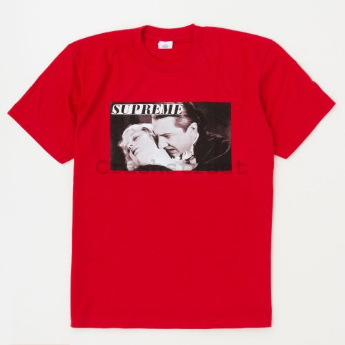 Bela Lugosi Tee in Red