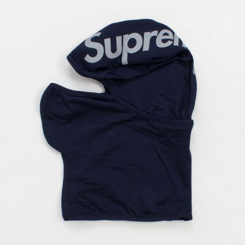 3M Reflective Logo Balaclava in Navy