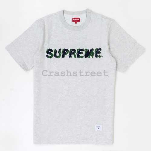 Shatter SS Top in Grey