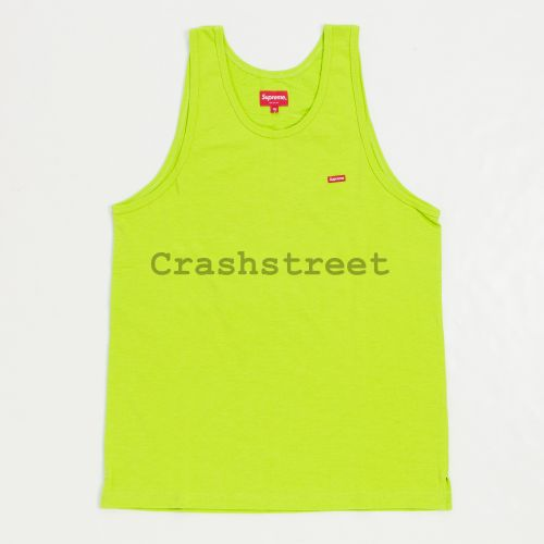 Small Box Logo Tank Top - Green