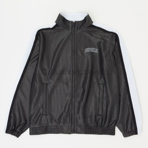 Bonded Mesh Track Jacket