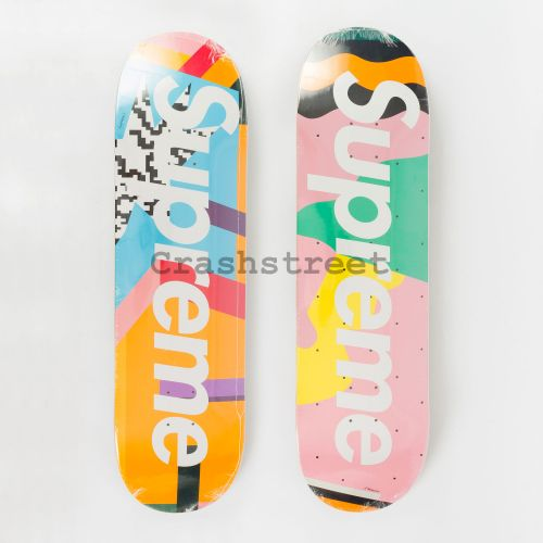 Alessandro Mendini Skateboard - Set of 2