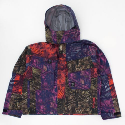 South2 West8 River Trek Jacket in Multi