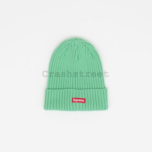 Overdyed Beanie - Teal