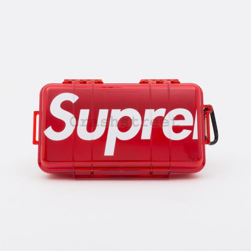 Supreme Pelican 1060 Case - Red