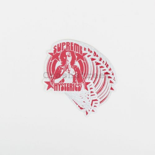 Hysteric Glamour Sticker (Set Of 10) in Red