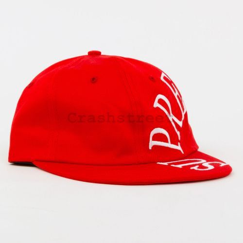 Side Arc 6-Panel in Red