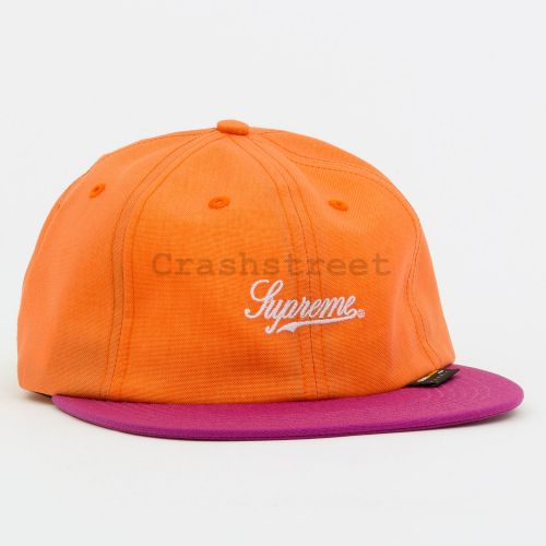 Cordura Script Logo 6-Panel in Peach