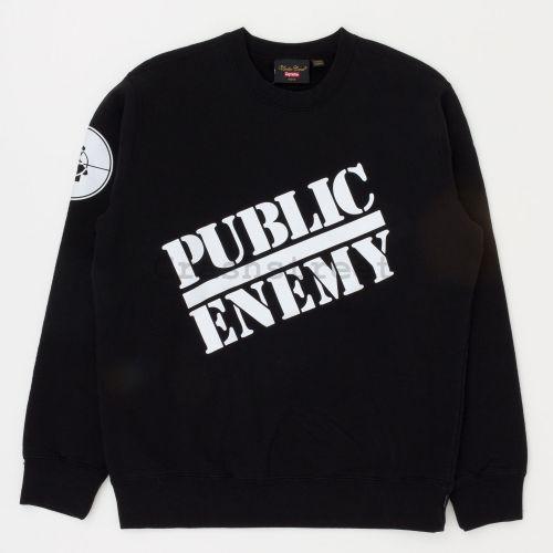 Undercover/Public Enemy Crewneck Sweatshirt
