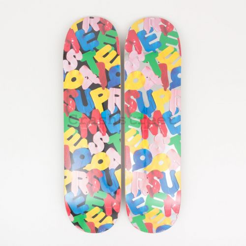 Balloons Skateboard - Set of 2