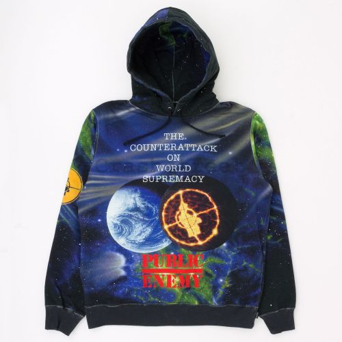 Undercover/Public Enemy Hooded Sweatshirt
