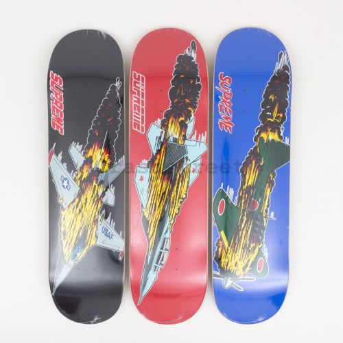 Jet Skateboard - Set of 3