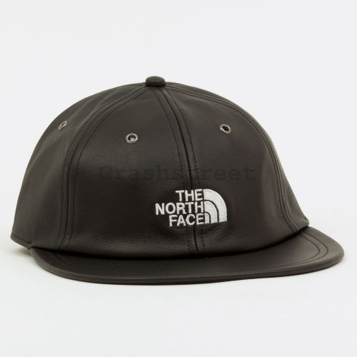 The North Face Leather 6-Panel