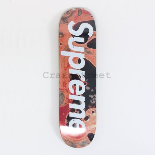 Blood and Semen Skateboard