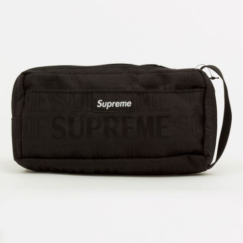 Organizer Pouch in Black
