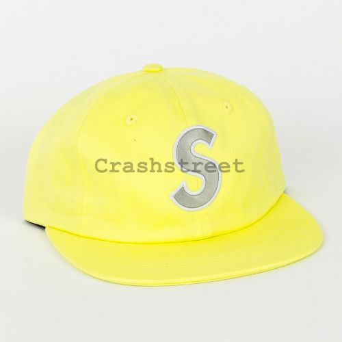 3M® Reflective S Logo 6-Panel - Yellow